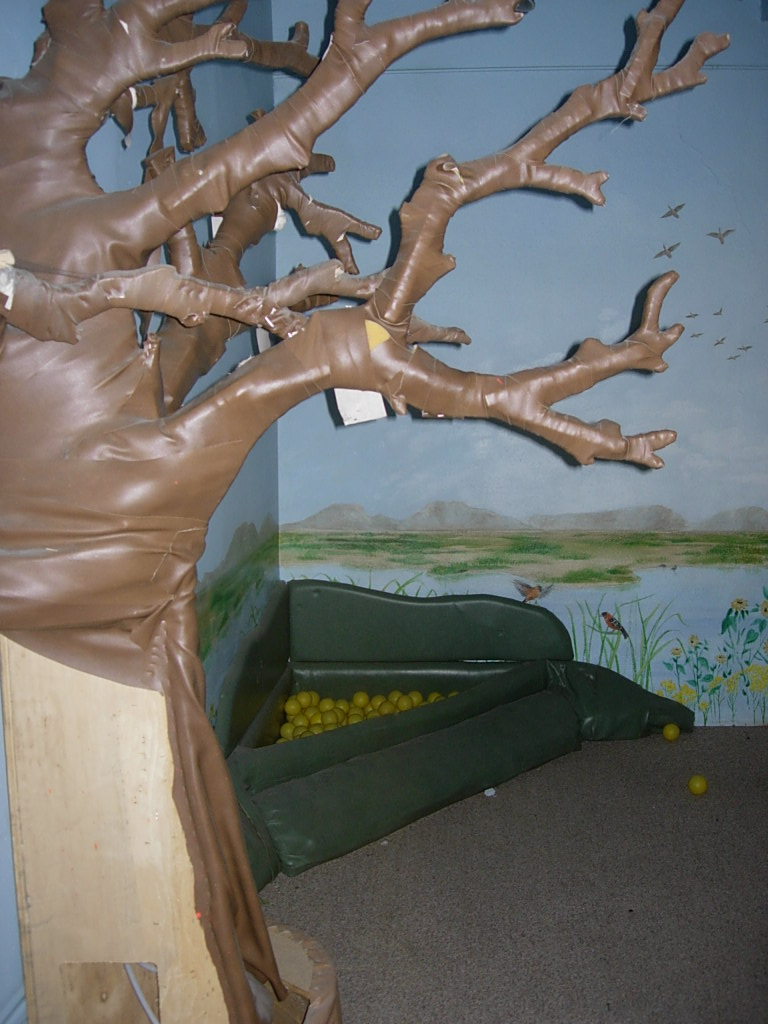Childrens Museum Tree